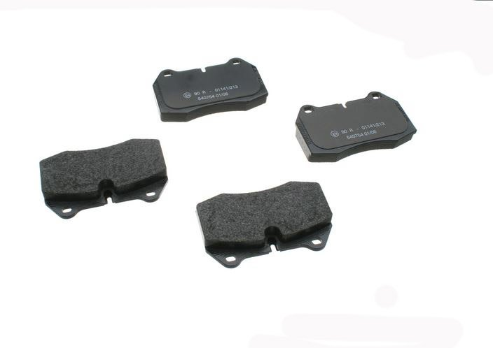 T#22984 - 34111163923 - OEM BMW Repair Kit, Brake Pads - 34111163923 - Hella -