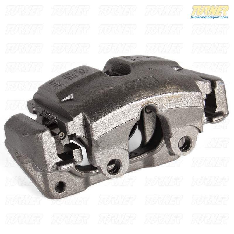 T#5751 - 34112282618R - Brake Caliper - Rebuilt - Front Right - E46 M3 CSL, Z4M  - Centric -