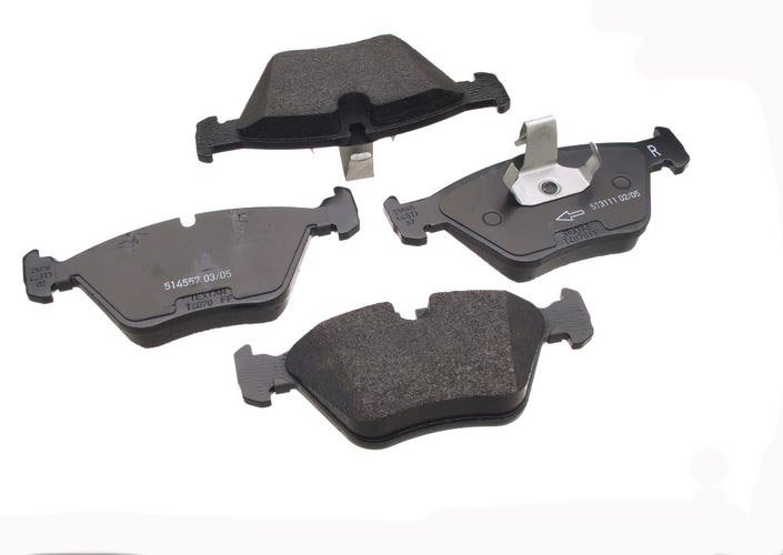 T#15849 - 34116761279 - BRAKES Repair Kit, Brake Pads 34116761279 - Genuine BMW -