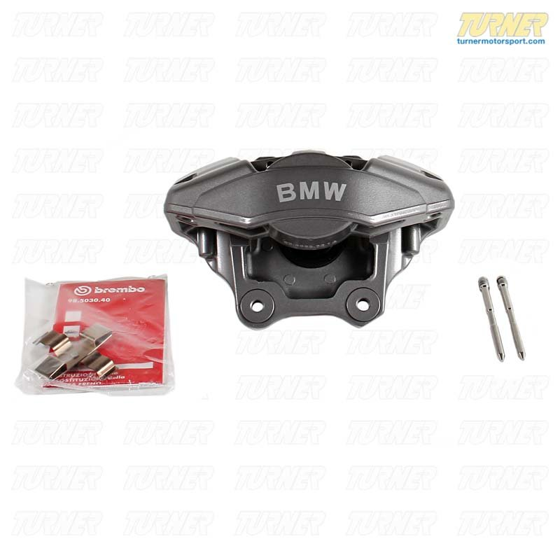 T#61960 - 34206785238 - Genuine BMW Caliper Housing Right - 34206785238 - E82 - Genuine BMW -