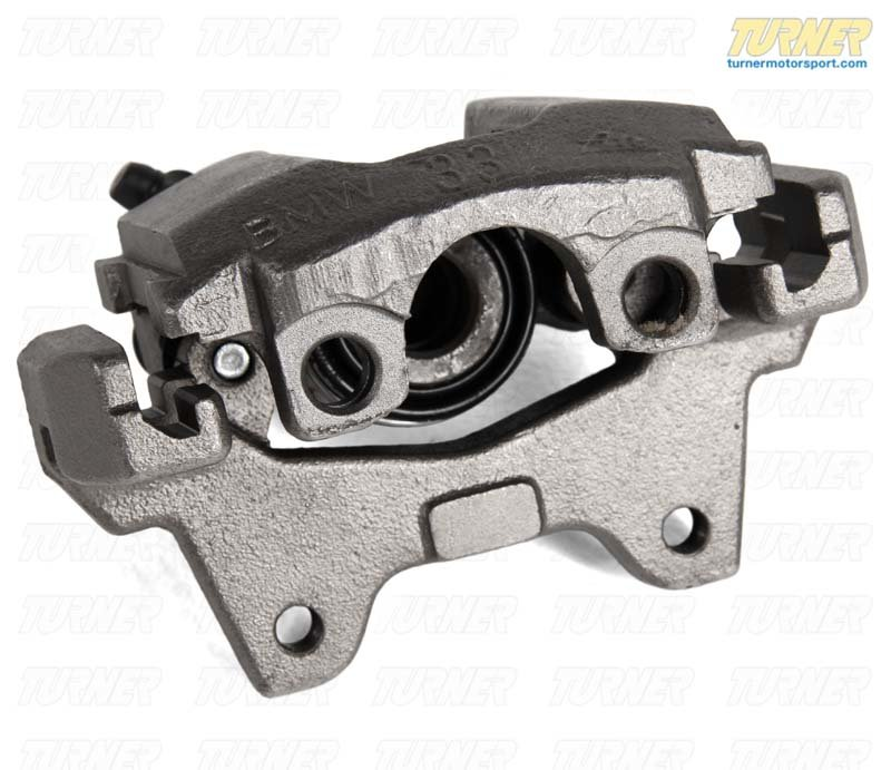 T#5876 - 34211151635R - Brake Caliper - Rebuilt - Rear Left - E28 E24 E23 - Centric - BMW