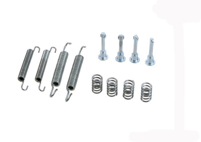 T#15978 - 34410304724 - Parking Brake Spring / Hardware Kit - E36 M3 E39 E34 E32 E28 E38 - TRW - BMW