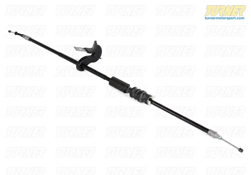 T#63811 - 34436780016 - Genuine BMW Bowden Cable, Parking Brake, Left - 34436780016 - E65 - Genuine BMW -