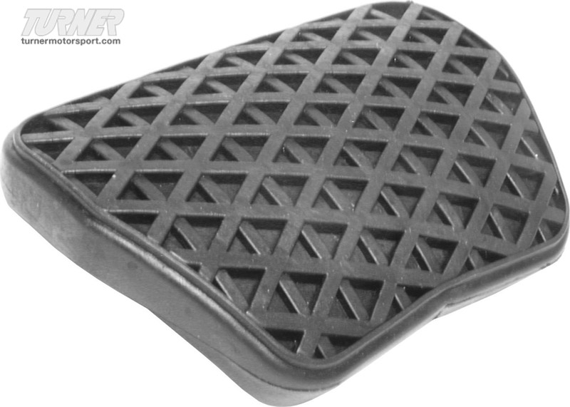 T#8147 - 35211160421 - Genuine BMW Pedals Rubber Pad 35211160421 - Genuine BMW -