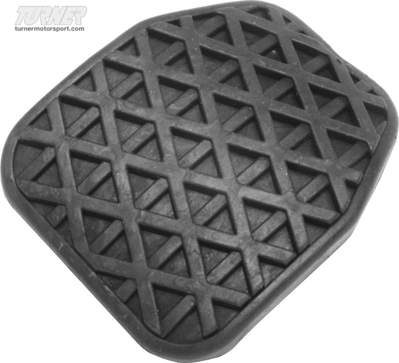 T#15991 - 35211160422 - Genuine BMW Pedals Rubber Pad 35211160422 - Genuine BMW -