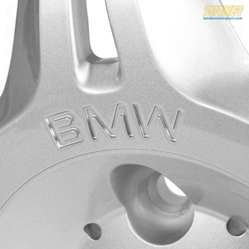 T#23132 - 36112227350 - Genuine BMW Alloy Rim Forged 71/2Jx17 Et:41 - 36112227350 - E36 - Genuine BMW -
