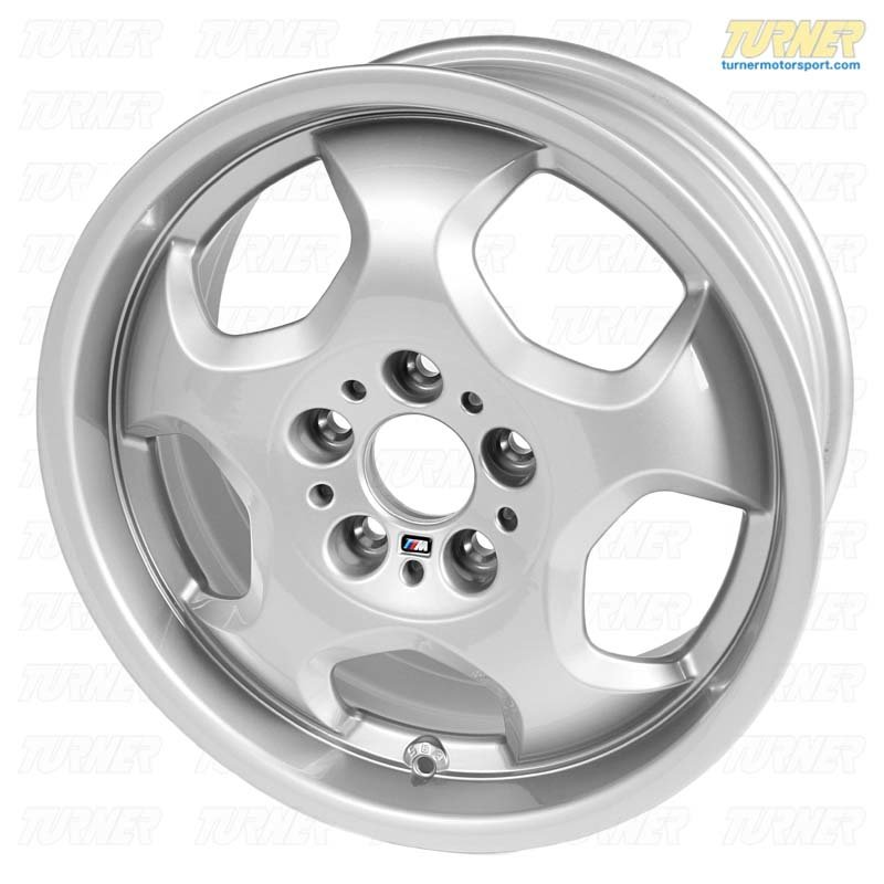 T#23133 - 36112227895 - Genuine BMW Light Alloy Rim 71/2Jx17 Et:41 - 36112227895 - E36,E36 M3 - Genuine BMW -