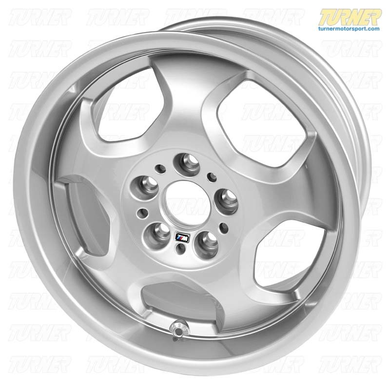 T#8193 - 36112227995 - Genuine BMW M Contour Wheel - 17x8.5 - E36 - Genuine BMW -