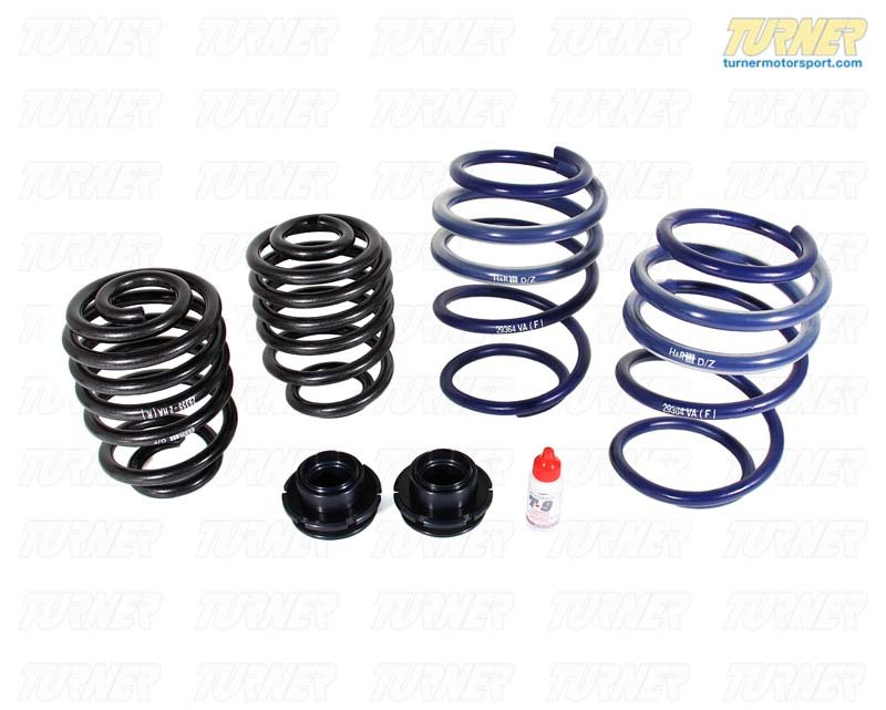 T#4231 - 50414AR - H&R Adjustable Sport Spring Set - E46 M3 - H&R - BMW