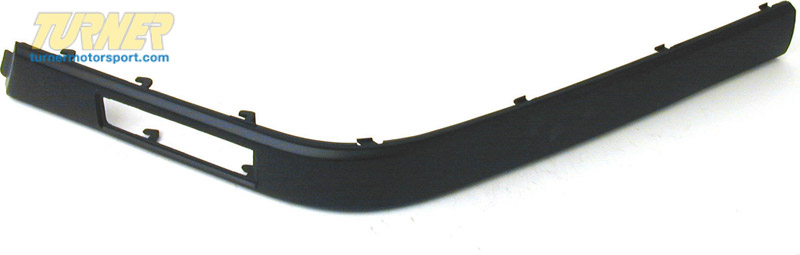 T#8301 - 51111934335 - Genuine BMW Rubber Strip Left - 51111934335 - E34,E34 M5 - Genuine BMW -