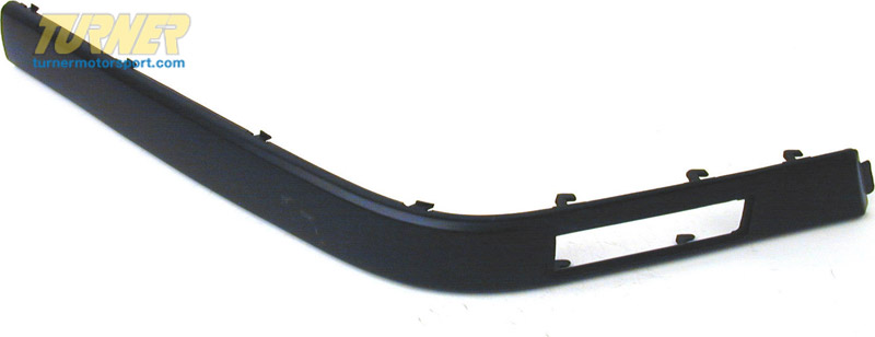 T#8302 - 51111934336 - Genuine BMW Rubber Strip Right - 51111934336 - E34,E34 M5 - Genuine BMW -