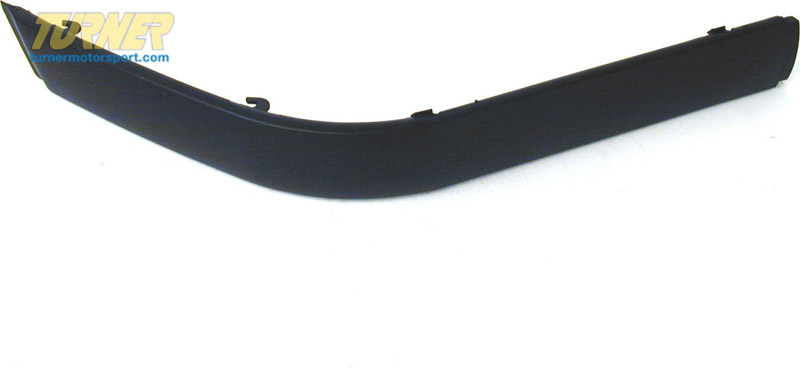 T#8314 - 51111960712 - Genuine BMW Rubber Strip Right - 51111960712 - E36 - Genuine BMW -