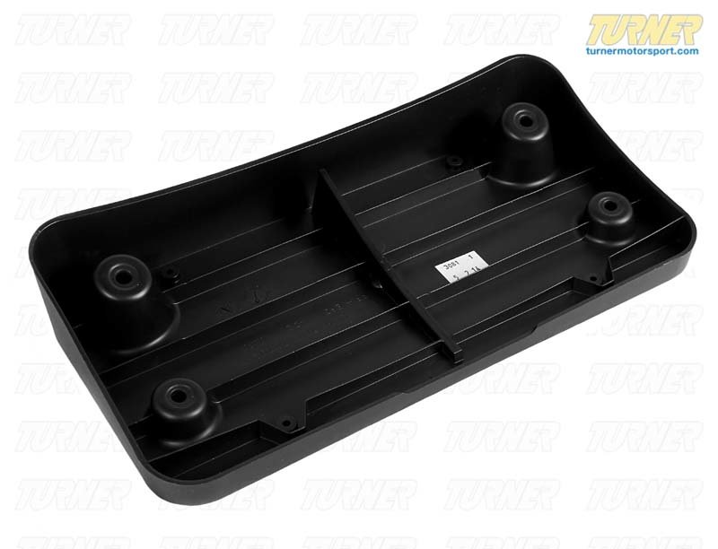 T#8379 - 51117070263 - Genuine BMW Licence Plate Base - 51117070263 - E85 - Genuine BMW -