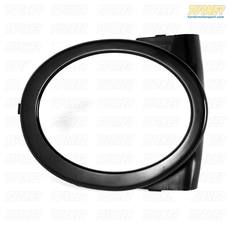 T#16049 - 51117893067 - Fog Light Trim Ring - Left - E46 With M-tech / Zhp Front Spoiler - Genuine BMW - BMW