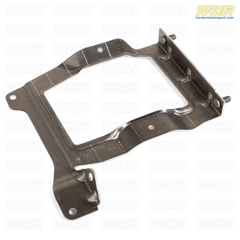 T#76981 - 51117906473 - Genuine BMW Bracket, Air Duct, Left M - 51117906473 - E60 M5,E63 M6 - Genuine BMW -