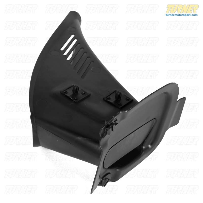 T#13686 - 51118044701 - Genuine BMW Front Left Brake Air Duct - 51118044701 - E85 - Genuine BMW -