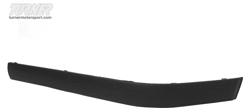 T#8404 - 51118146077 - Genuine BMW Rubber Strip Left - 51118146077 - E36 - Genuine BMW -
