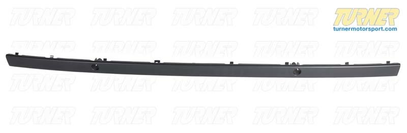 T#78128 - 51127005944 - Genuine BMW Bumper Guard, Primed, Center Pdc - 51127005944 - E39 - Genuine BMW -