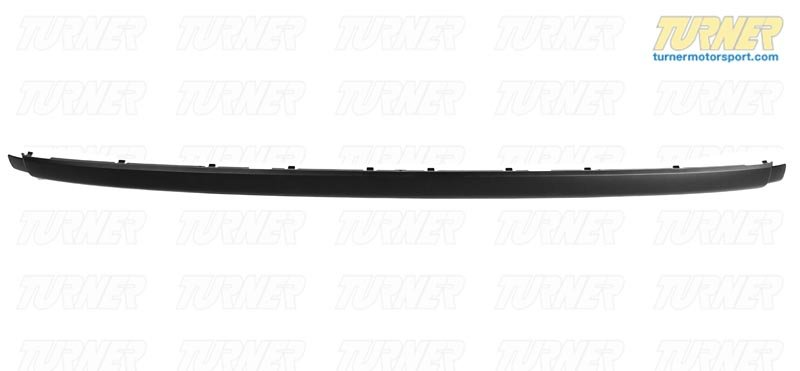 T#23397 - 51127030605 - Genuine BMW Protect.rubber Strip,centre - 51127030605 - Genuine BMW -