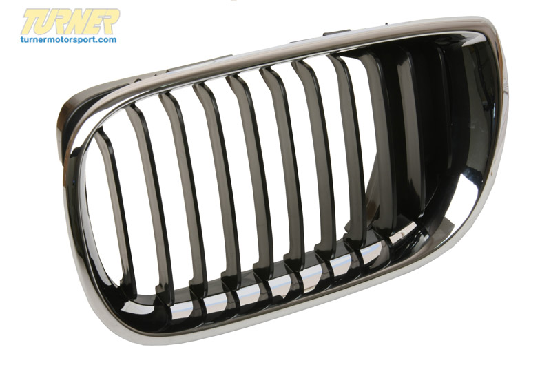T#8675 - 51137030545 - Genuine BMW Grille Left Schwarz - 51137030545 - E46 - Genuine BMW -
