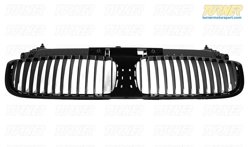 T#23553 - 51137037727 - Genuine BMW Grille, Frame, Front - 51137037727 - E65 - Genuine BMW -