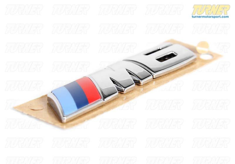 T#80274 - 51138054466 - Genuine BMW Model Lettering - 51138054466 - Genuine BMW -