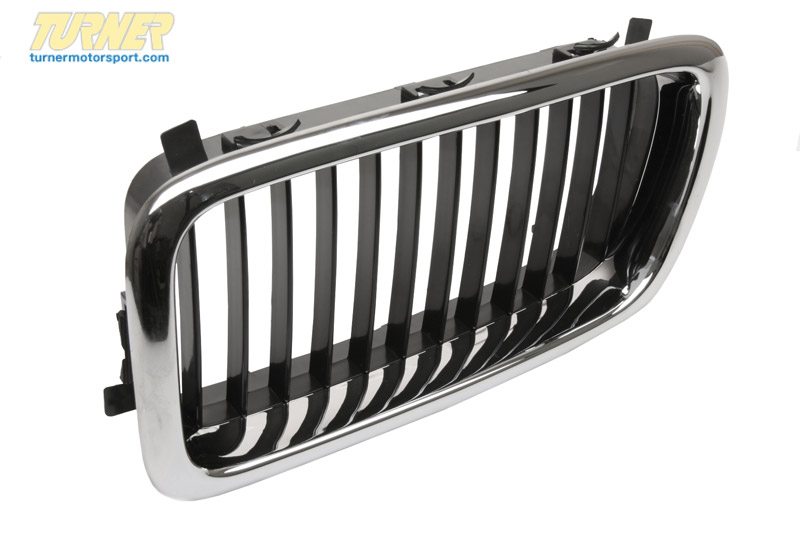 T#8712 - 51138125811 - Genuine BMW Grille Left - 51138125811 - E38 - Genuine BMW -