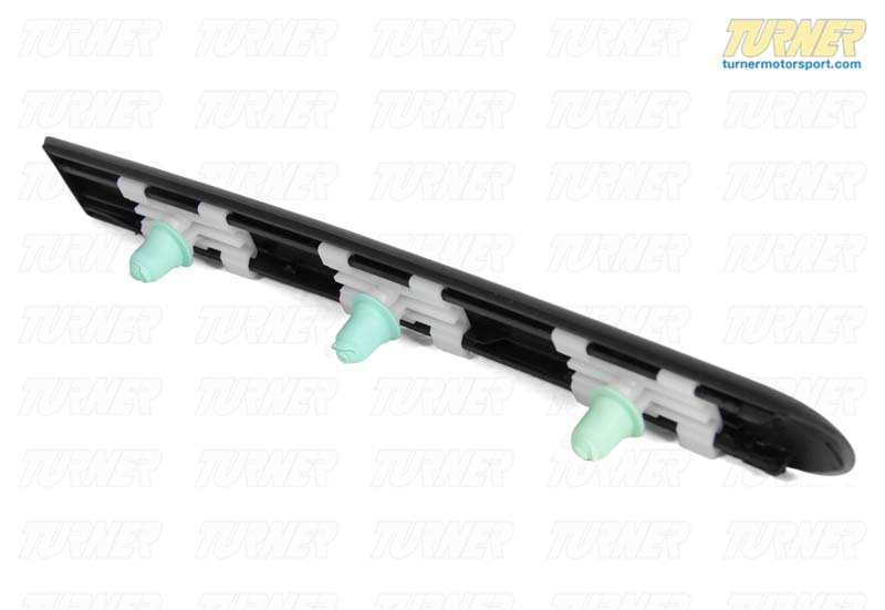 T#8776 - 51138208447 - Genuine BMW Moulding Fender Front Left Schwarz - 51138208447 - E46 - Genuine BMW -
