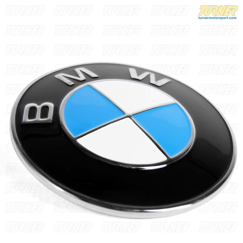 T#8856 - 51145480181 - Genuine BMW Trim BMW Emblem 51145480181 - Genuine BMW -