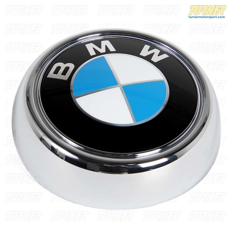 T#12177 - 51147196559 - BMW Trunk Emblem - E71 X6  - Genuine BMW - BMW