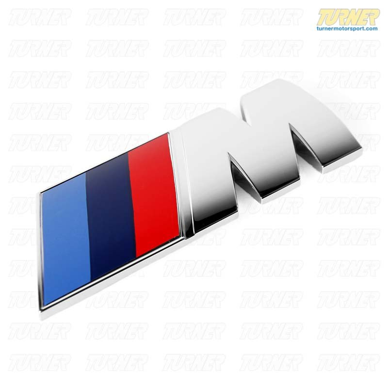 "T#23667 - 51147898226 - ""M"" Rear Emblem - E82 1 M Coupe - Genuine BMW - BMW"