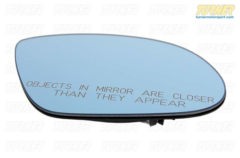 T#16075 - 51162257556 - Heater Mirror Glass - Right - E36 M3, E34 M5 - Genuine BMW - BMW