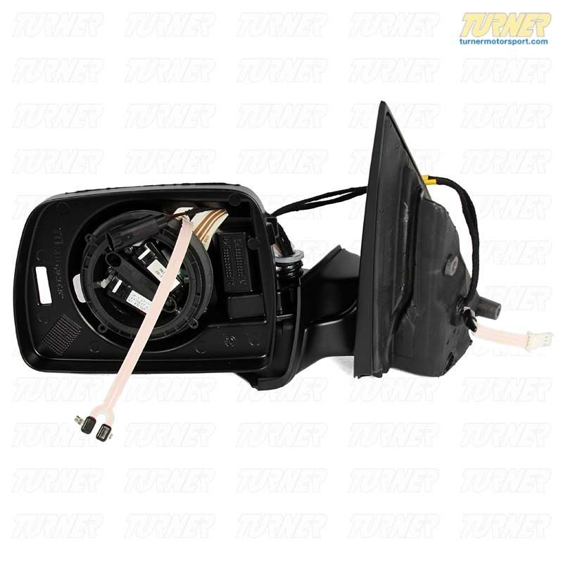 T#82580 - 51163448165 - Genuine BMW Heated Outside Mirror, Left - 51163448165 - E83 - Genuine BMW -
