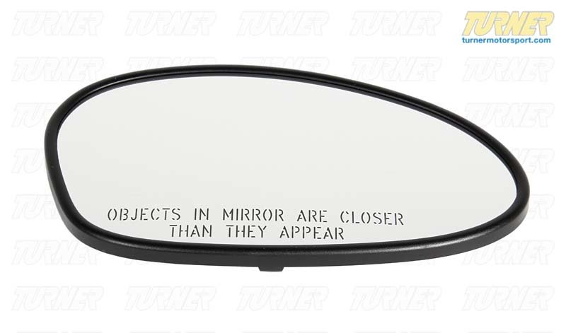 T#13752 - 51167144306 - Mirror Glass Heated Convex with Auto Dim - Right - E90 E92 E93 - Genuine BMW - BMW