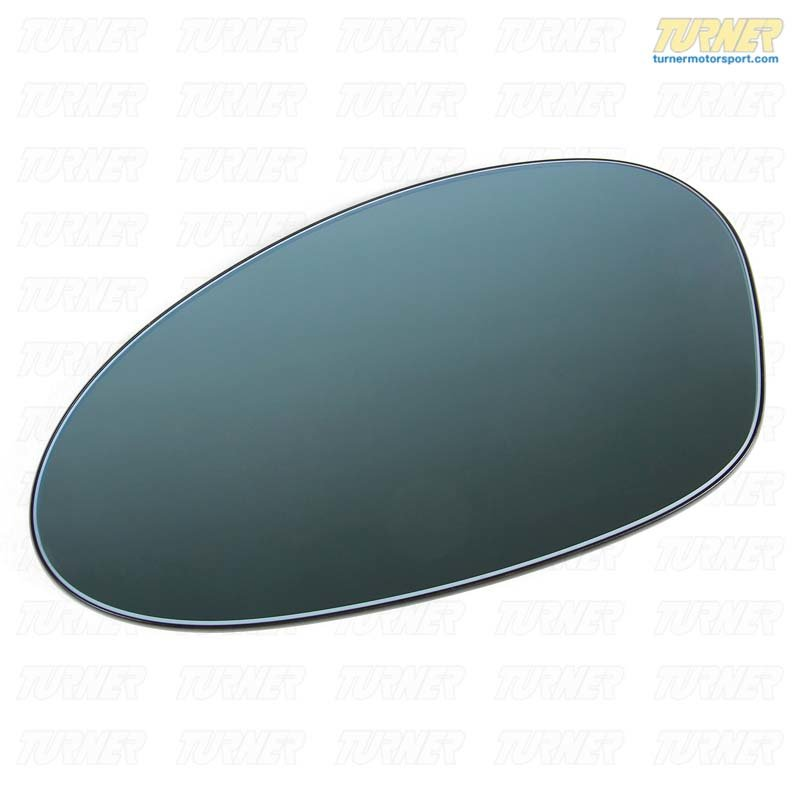 T#83762 - 51167144309 - Mirror Glass Heated with Auto Dim - Left - E90 E92 E93 - Genuine BMW - BMW