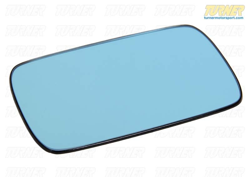 T#9009 - 51168119710 - Heater Mirror Glass - Left - E36 E34 E39 - Genuine BMW - BMW
