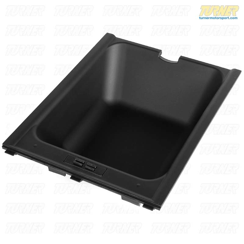 T#21030 - 51168196967 - Genuine BMW Center Armrest Tray - 51168196967 - E39,E39 M5 - Genuine BMW -