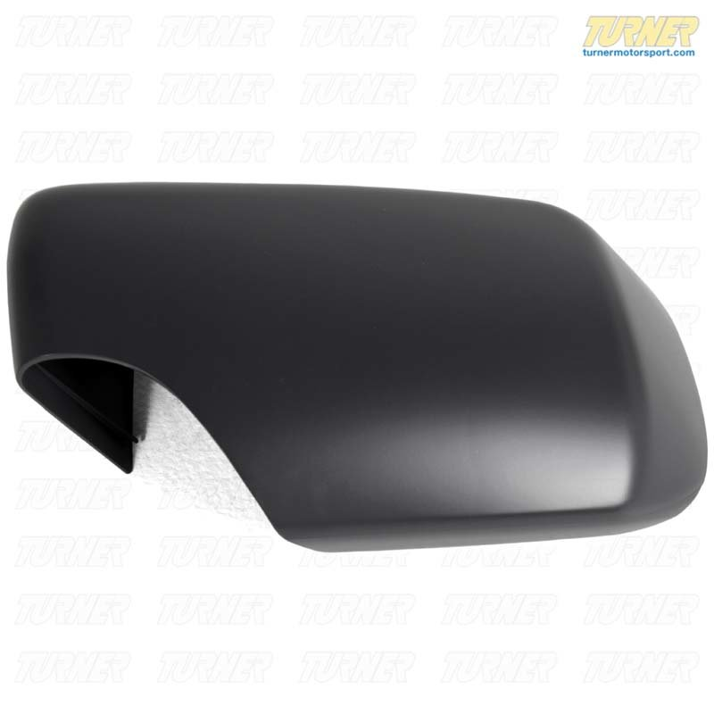 T#9074 - 51168238375 - Genuine BMW Mirror Cover Cap - Left - E46 Sedan, E39 5 series - Genuine BMW - BMW