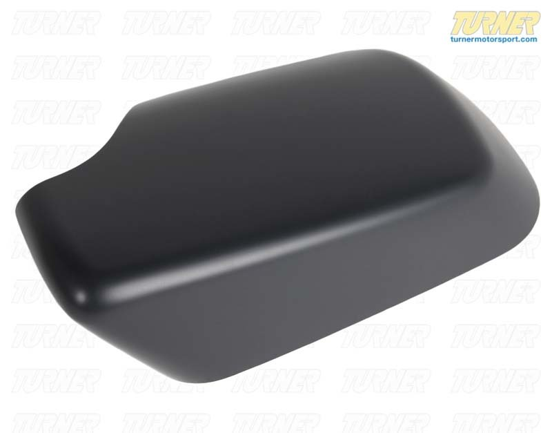 T#9075 - 51168238376 - Genuine BMW Mirror Cover Cap - Right - E46 Sedan, E39 5 series - Genuine BMW - BMW