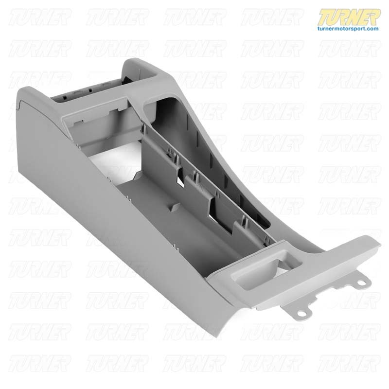 T#86307 - 51168248507 - Genuine BMW Console, Short Grau - 51168248507 - E46,E46 M3 - Genuine BMW -