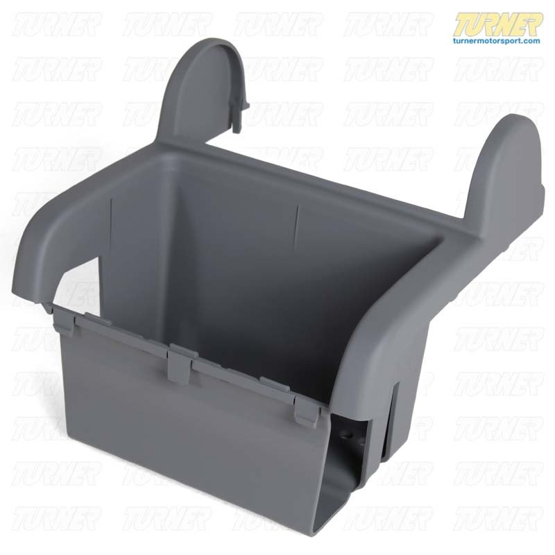 T#86308 - 51168248529 - Genuine BMW Console Upper Grau - 51168248529 - E46,E46 M3 - Genuine BMW -