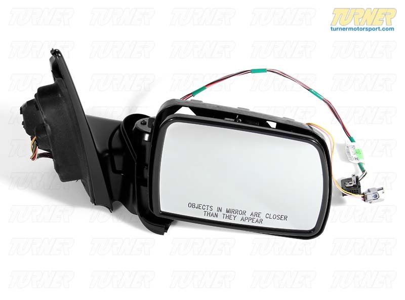 T#86494 - 51168267192 - Genuine BMW Outside Mirror With Glass Heated Right - 51168267192 - E53 - Genuine BMW -