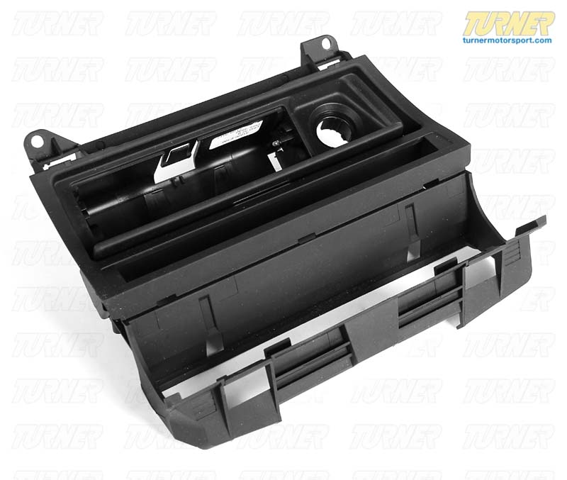 T#9096 - 51168268892 - Center Console / Radio Mounting Bracket - E46 2000-2006 - Genuine BMW - BMW