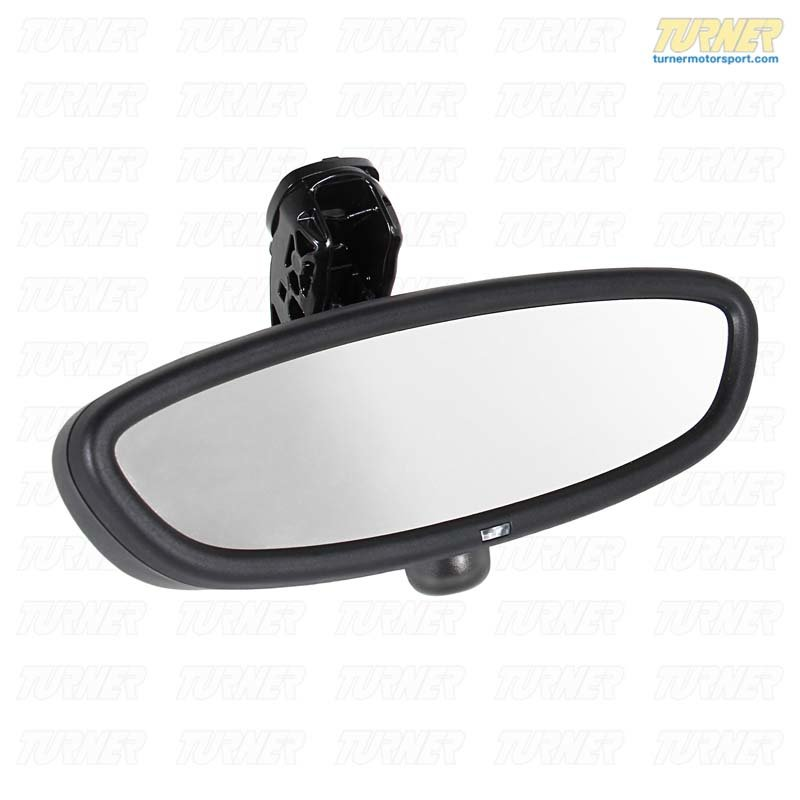 T#13786 - 51169142225 - Interior Oval Rear View Mirror - E46 M3, E85 Z4M - Genuine BMW - BMW