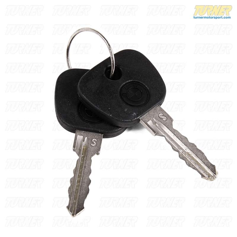 T#88565 - 51211886521 - Genuine BMW Catch With Key Left Code* 10001 - 51211886521 - Genuine BMW -