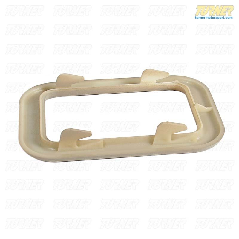 T#88622 - 51211907929 - Genuine BMW Cover Perlbeige - 51211907929 - E30 - Genuine BMW -