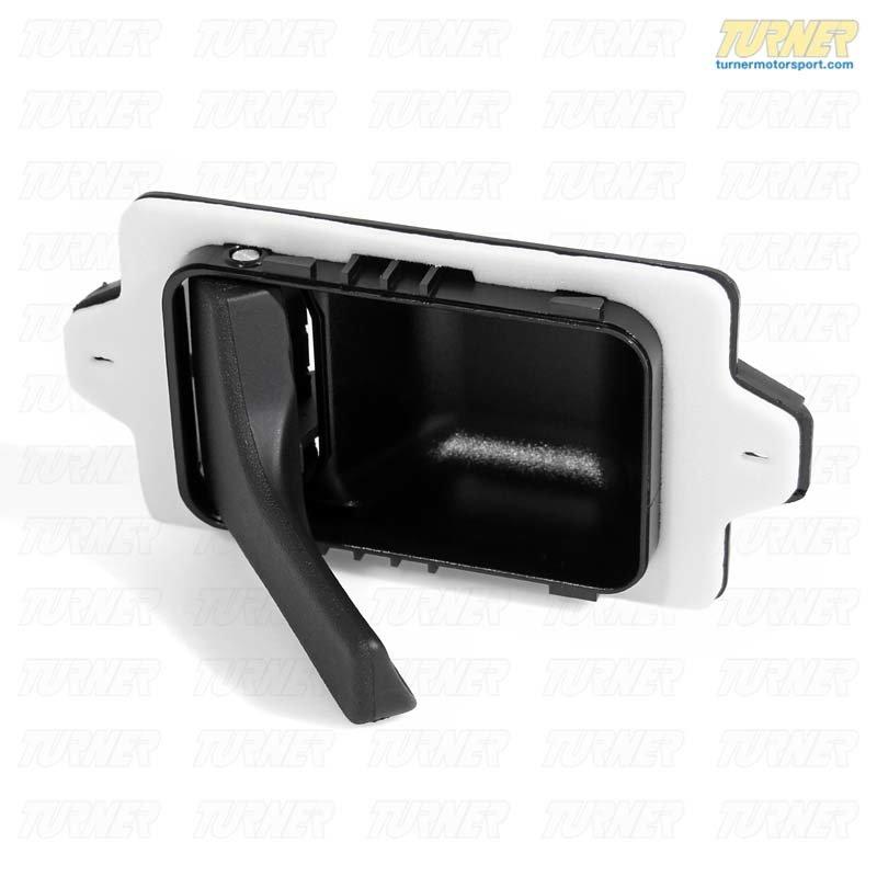 T#9184 - 51211926305 - Genuine BMW Inner Door Handle - Left - E30 E28 E24 E23 - Genuine BMW - BMW