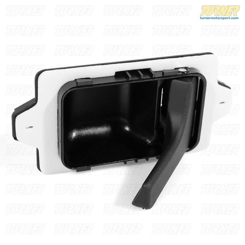 T#9187 - 51211926306 - Genuine BMW Inner Door Handle - Right - E30 E28 E24 E23 - Genuine BMW - BMW