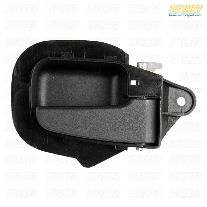 T#23844 - 51211960808 - Inner Door Release Handle - Front Right - E36 Sedan - Genuine BMW - BMW
