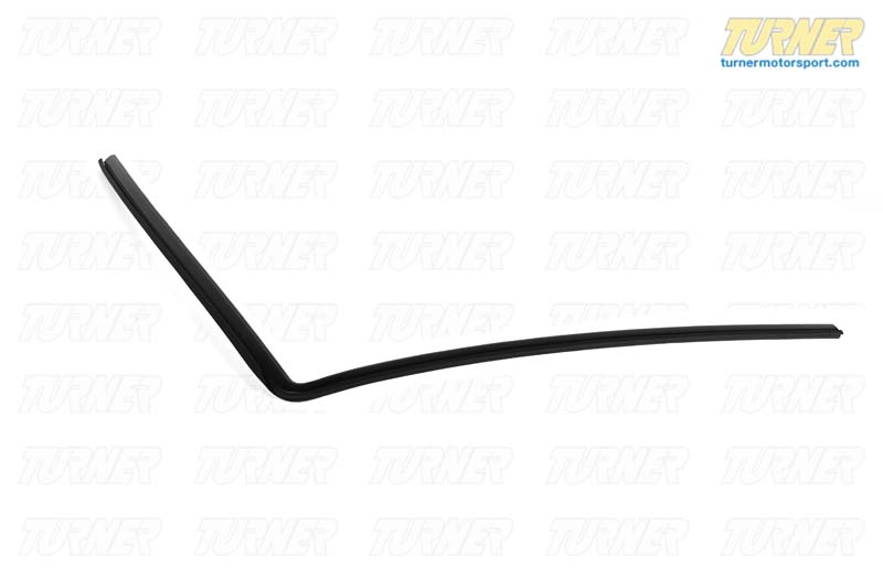 T#9510 - 51318114543 - Genuine BMW Trim Decorative Frame Left 51318114543 - Genuine BMW -